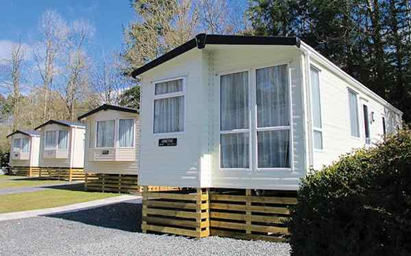 Black Beck Holiday Park Caravan Hire