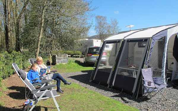 Black Beck Holiday Park Touring Lake District
