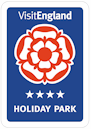 Broadwater Holiday Park Visit England 4 Star Holiday Park