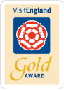 Tarn House Holiday Park Visit England Gold Award