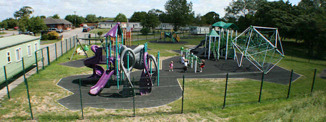 Windy Harbour Park Facilities Playground
