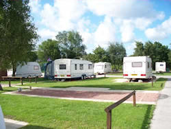 seasonal touring pitches blackpool