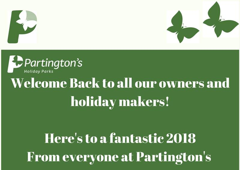 Welcome back to Partington's!