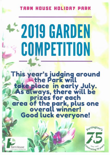 Take part in our 2019 Garden Competition!