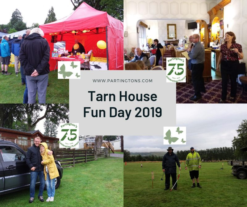 Tarn House Annual Fundraiser Event supporting The Yorkshire Air Ambulance! - Total raised was £1,084.20!