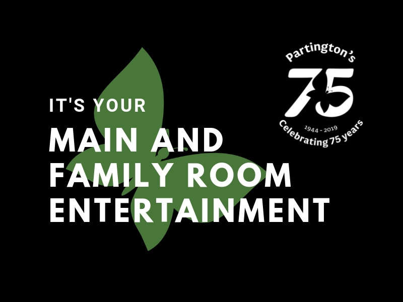 Here is your Main and Family Room entertainment at Broadwater, Newton Hall and Windy Harbour Holiday Parks from Friday 27th September - Sunday 6th October