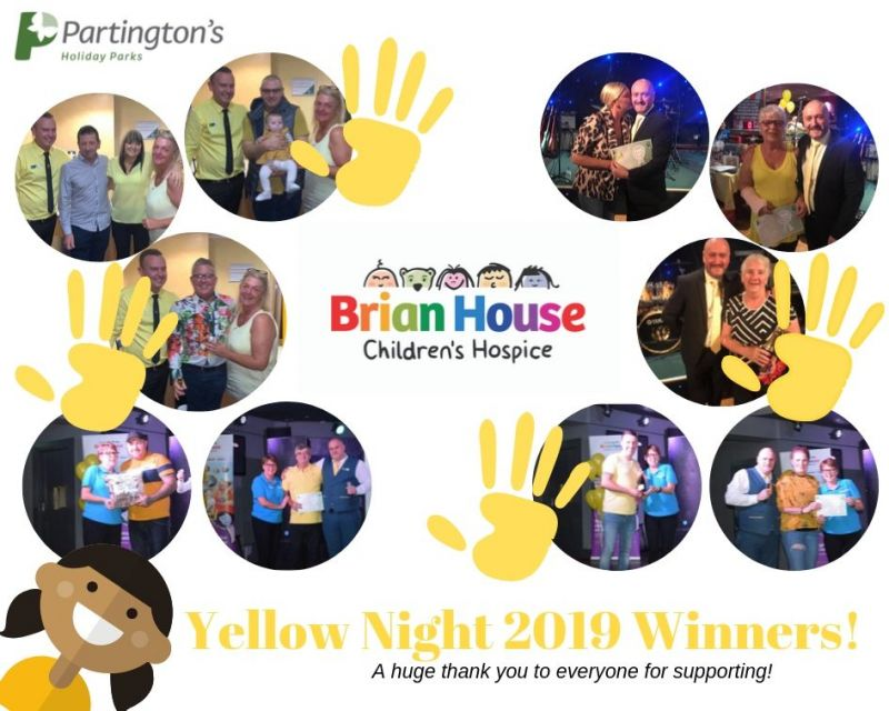 Yellow Night 2019 - The Winners!