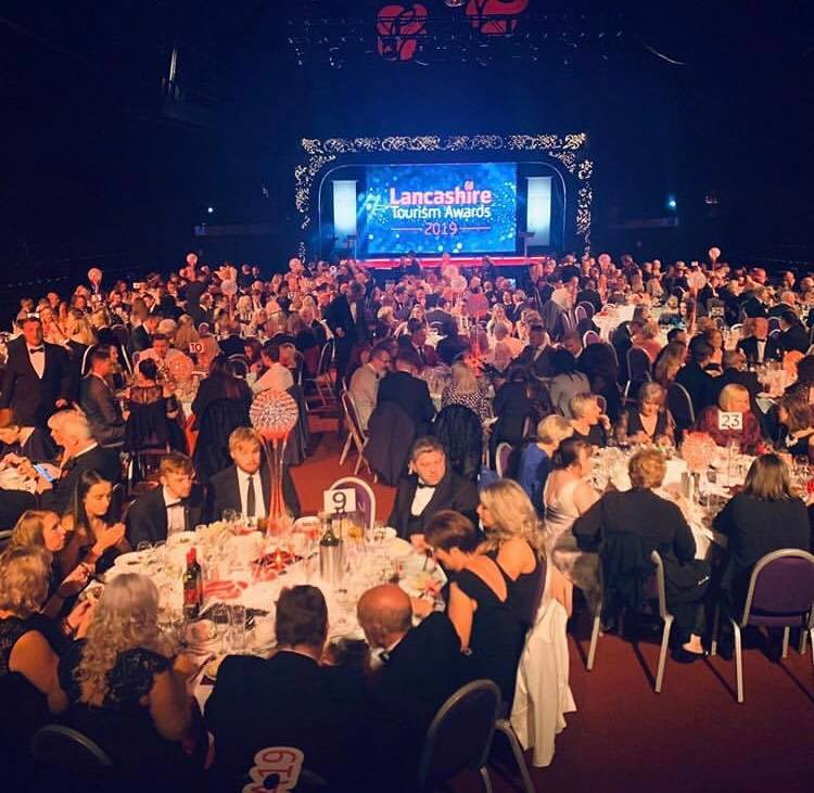 Broadwater Holiday Park finalist at The Lancashire Tourism Awards 2019!
