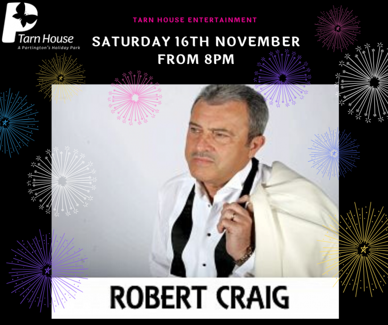 Tarn House Presents... The Owners End of Season Party with Robert Craig