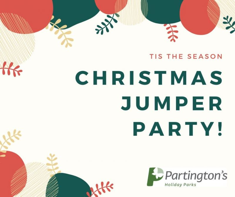 Date for the diary ✍️ Christmas Jumper Party 7th December!