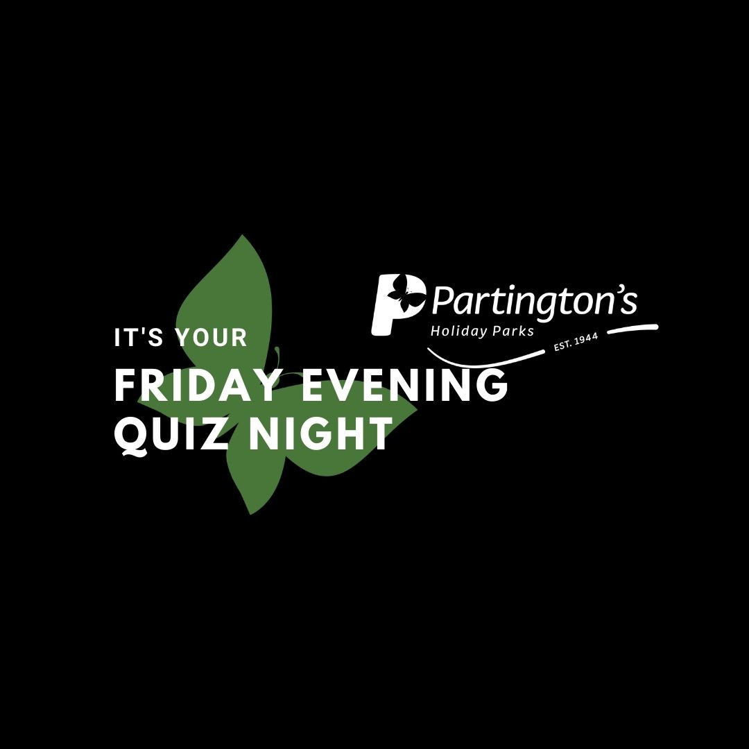 Friday Evening Quiz Night - Join the team for our Friday Quiz Night