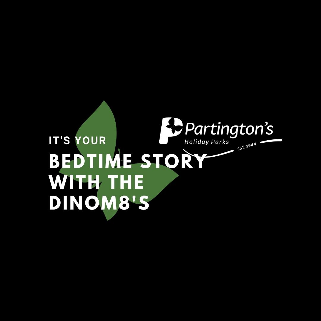 Join the DinoM8's for a bedtime story this evening