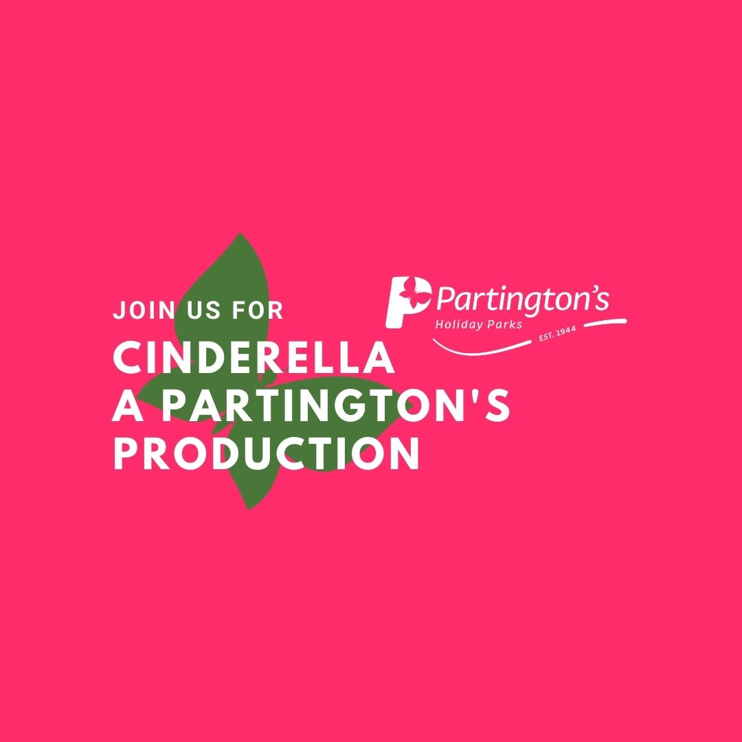 Cinderella - A Partington's Production (sneaky peak)
