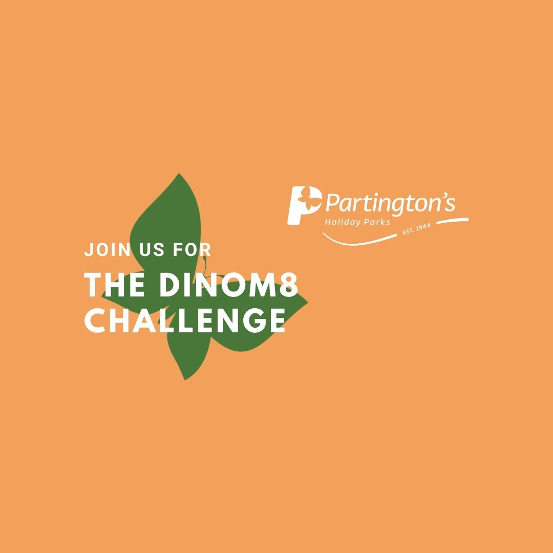 Join Us For The DinoM8 Challenge