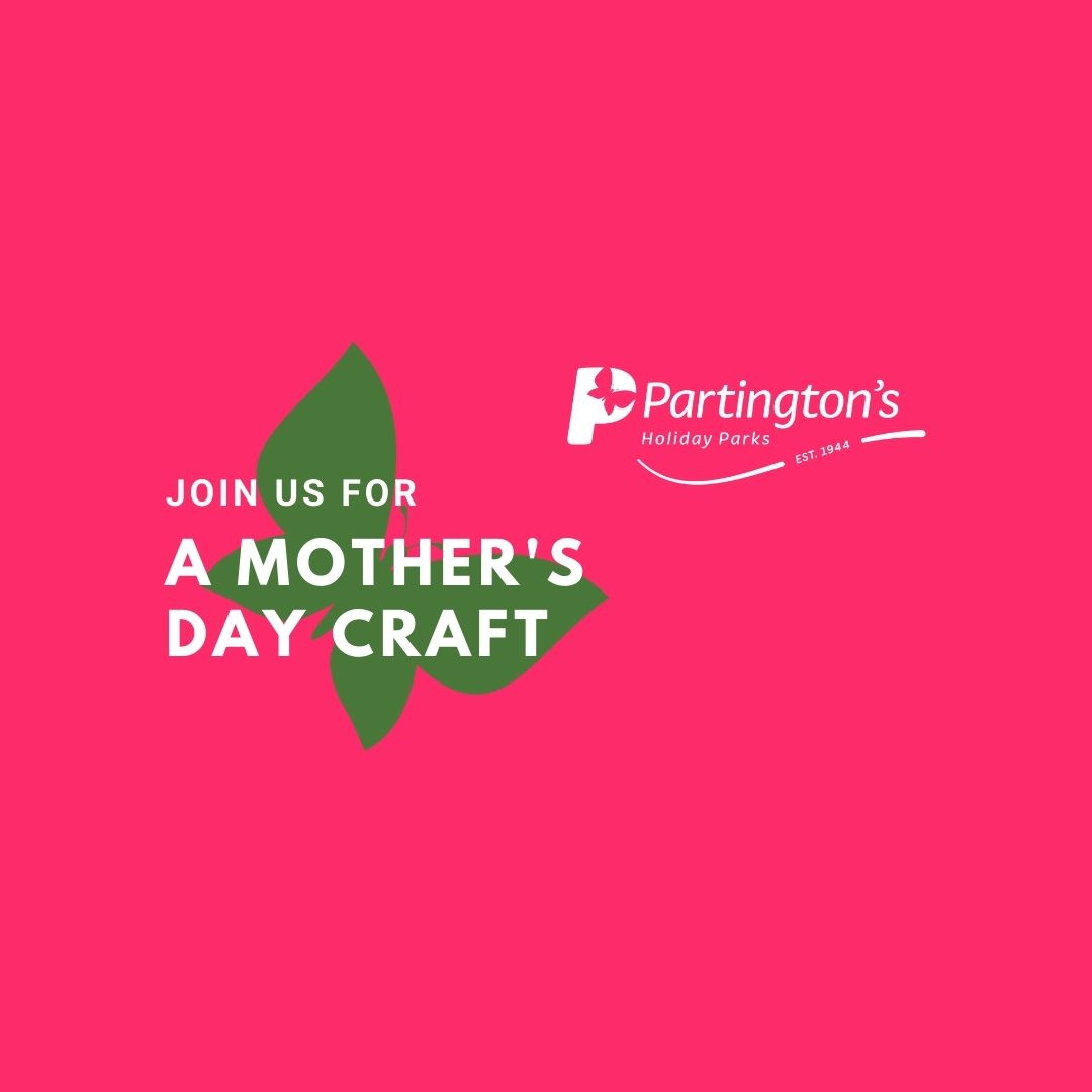 Join us for a Mother's Day Craft