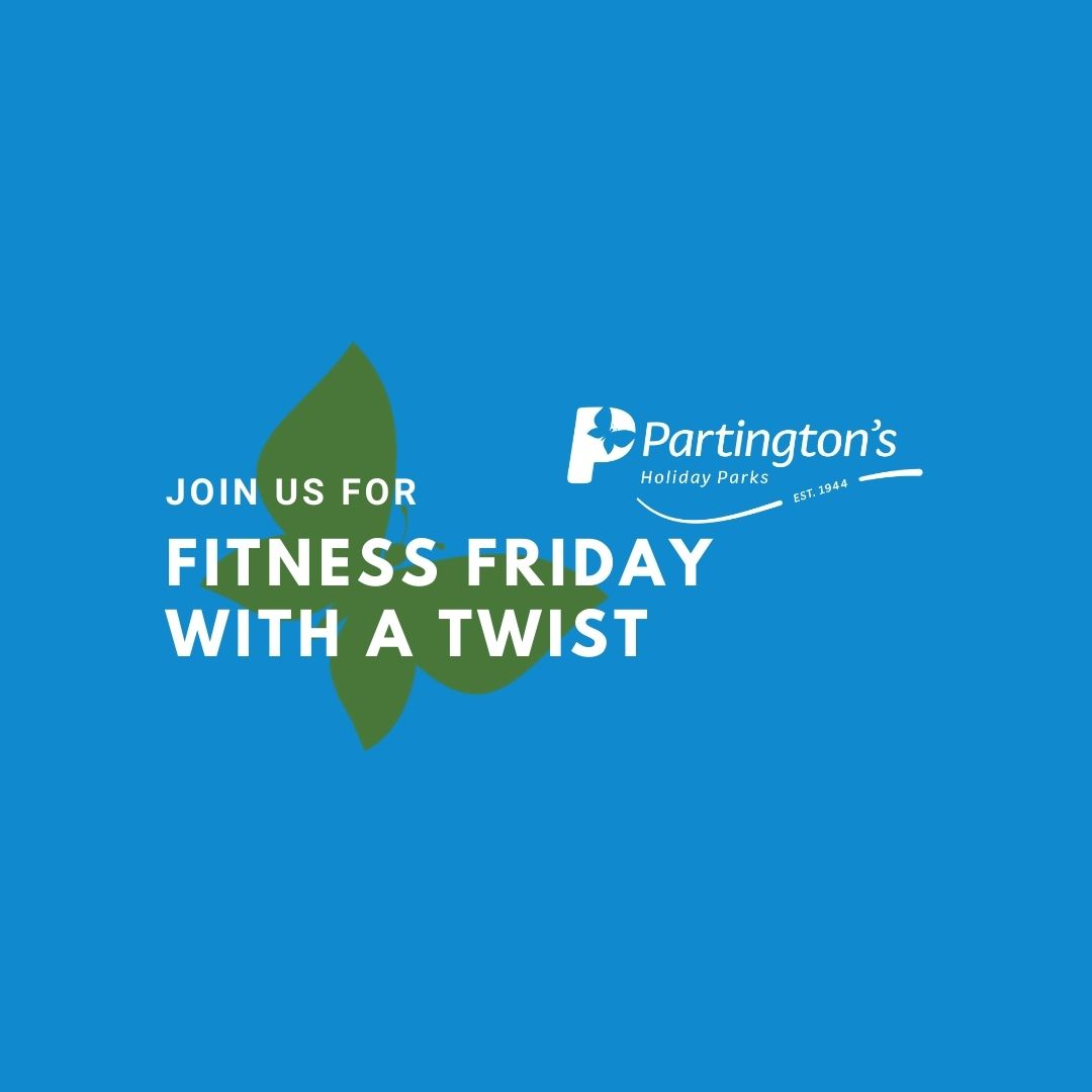 It's Fitness Friday With a Twist