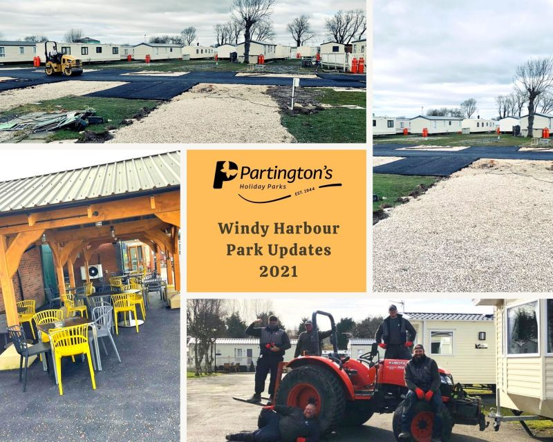 Windy Harbour Park Updates 2021