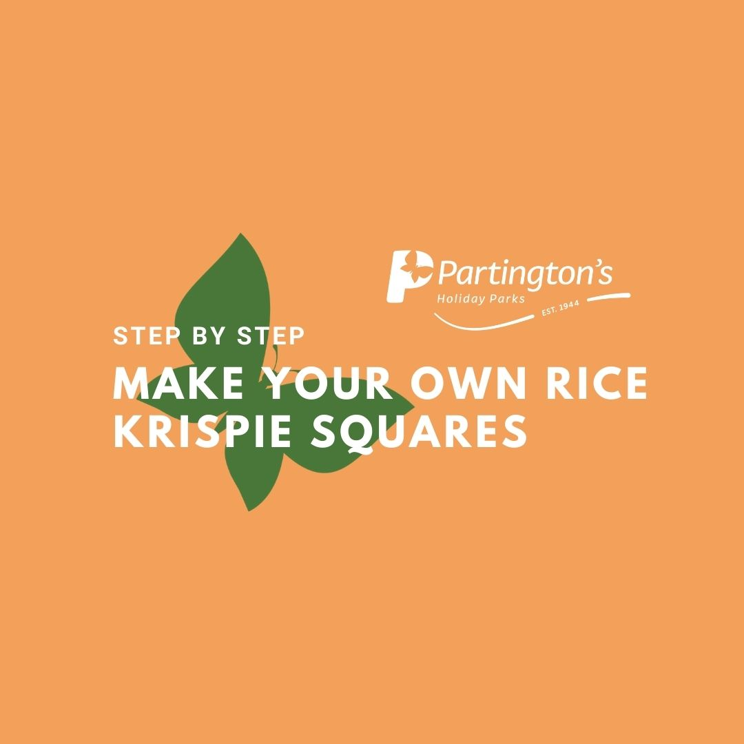 Make Your Own Rice Krispie Squares