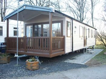Brand New Static Caravan Lake District