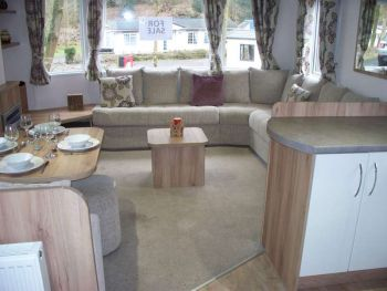 Willerby Rio Gold 2014 Static Caravan Lake District