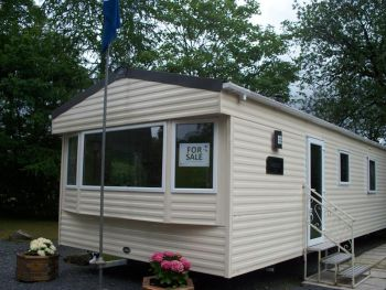 Pre-owned Static Caravan Lake District