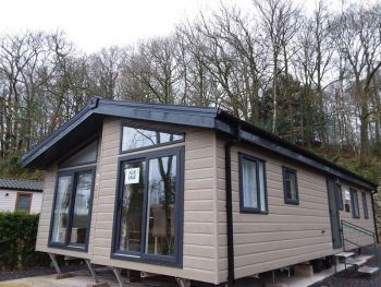 Brand New Log Cabin Lake District