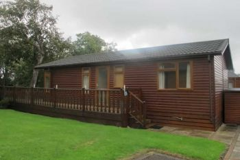 Pre-owned Log Cabin Blackpool