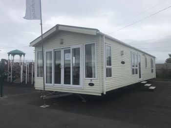 Pre-owned Static Caravan Fleetwood