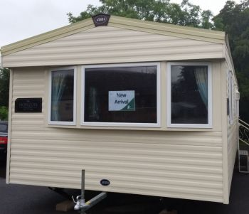 Pre-owned Static Caravan Blackpool