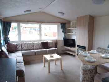 Willerby Salsa Eco 2013 Static Caravan Blackpool