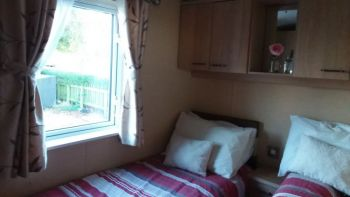 Willerby Vogue Conneisseur 2010 Static Caravan Blackpool