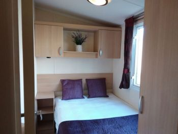 Swift  Burgundy 2011 Static Caravan Skipton