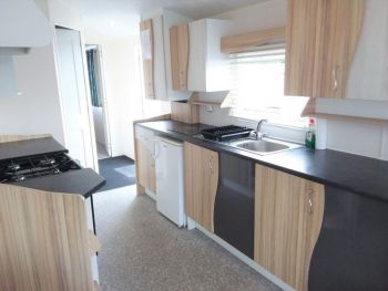 Willerby Eden 2013 Static Caravan Blackpool