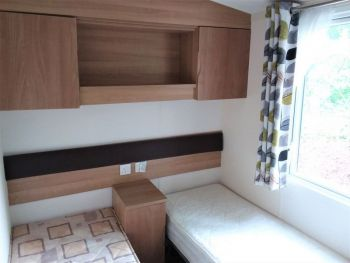 Swift Bordeaux Escape 2014 Static Caravan Skipton