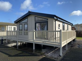 Brand New Log Cabin Blackpool