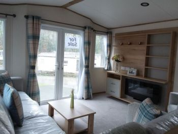 A.B.I Blenheim 2020 Static Caravan Lake District