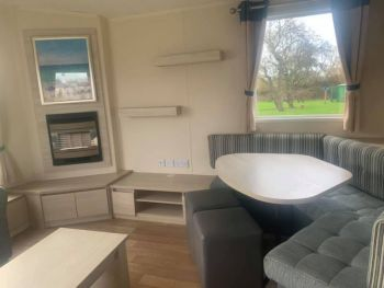Atlas Everglade  2014 Static Caravan Blackpool