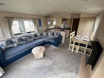 ABI  Beachcomber  2012 Static Caravan Blackpool