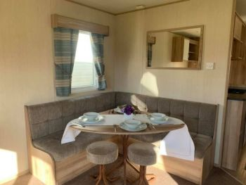 ABI  Horizon 2014 Static Caravan Blackpool