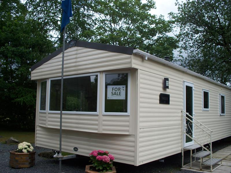 ABI Trieste 2015 Static Caravan Lake District