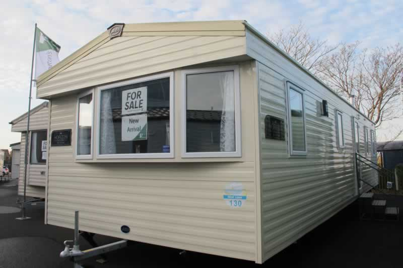 ABI  Horizon 2017 Static Caravan Blackpool
