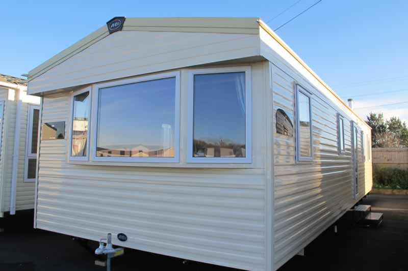 ABI Horizon 2007 Static Caravan Fleetwood