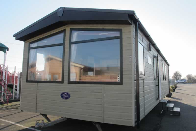 Regal Retreat 2013 Static Caravan Fleetwood