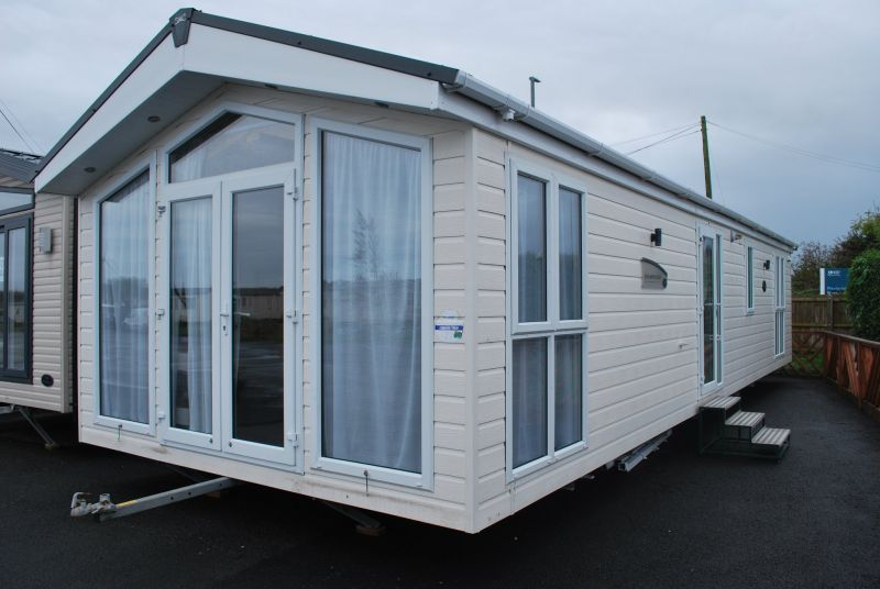 Regal Symphony  2013 Static Caravan Fleetwood
