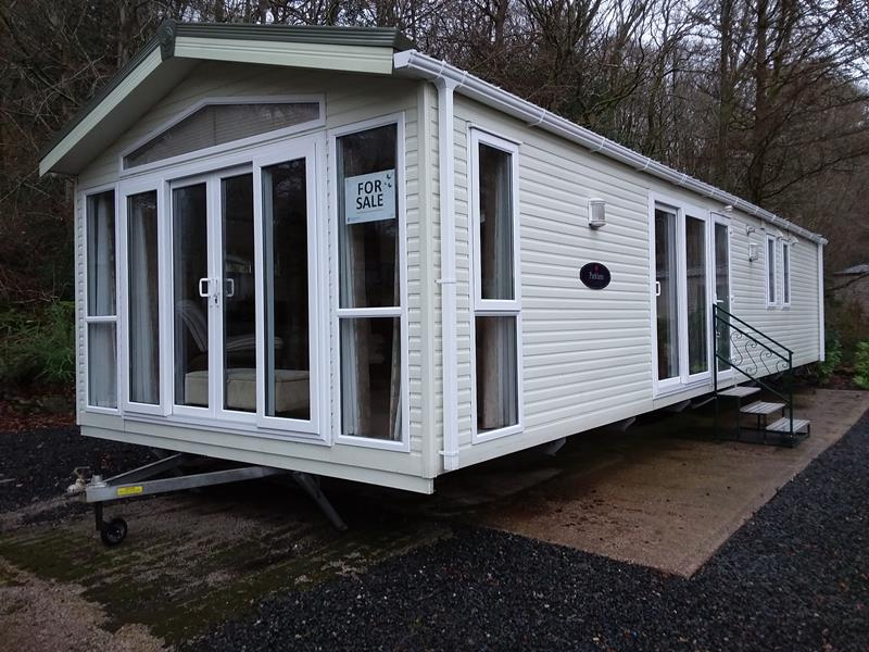 Pemberton Park Lane 2012 Static Caravan Lake District