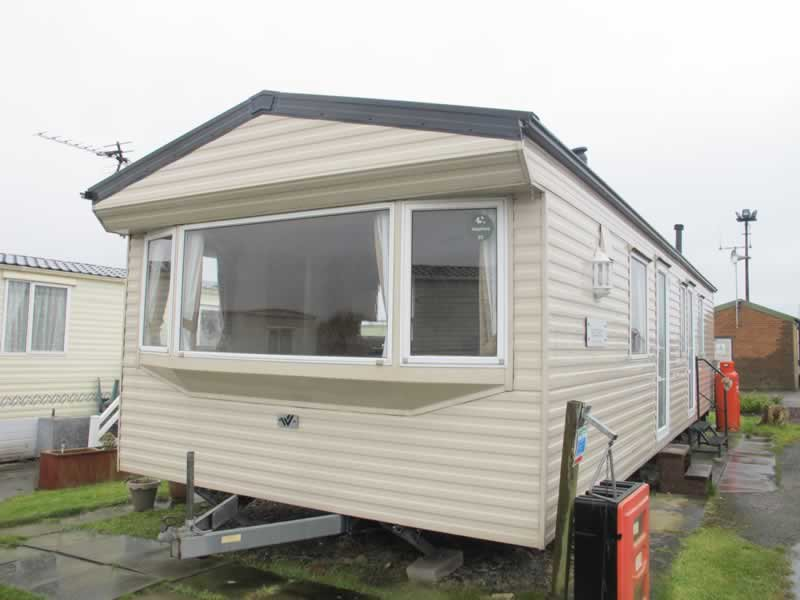 Willerby Vacation 2008 Static Caravan Blackpool