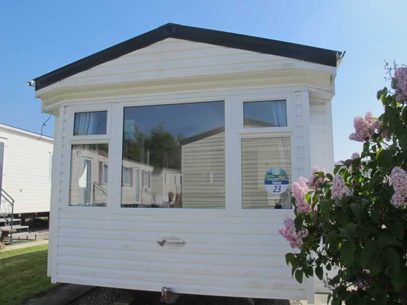 Willerby Isis 2012 Static Caravan Blackpool